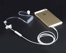 Air Tube Anti Radiation Stereo Headset Earphone for  Apple iPhone6 6s plus A210