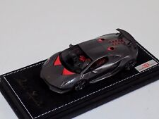 1/43 MR Collection Lamborghini Sesto Elemento Carbonium With Engine Signed