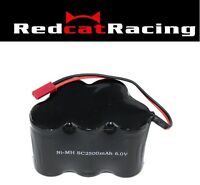 Redcat Racing 50051 Receiver Pack (6V 2500MAH) RAMPAGE 50051