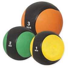 Gorilla Sports Conjunto de Balón Medicinal 1x 1kg 95830847f6f9