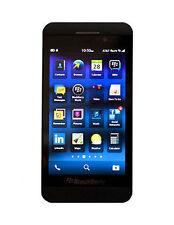 Blackberry Z10 16GB - Black (Unlocked) Smartphone New Condition With Warranty