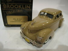 1/43 BROOKLIN 38 GRAHAM COMBINATION COUPE 1939