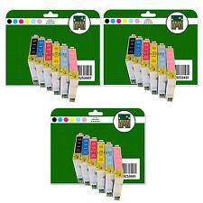 Any 18 Ink Cartridges for Epson R200 R220 R300 R300M R320 R340 non-OEM E481-6