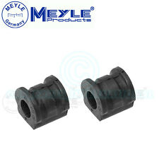 2x Meyle (Germany) Anti Roll Bar Bushes Front Axle Left & Right No: 100 411 0051