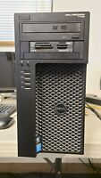 Dell Precision T1700 Tower E3-1220V3 16GB RAM 500GB HDD FirePro Windows 10 Pro c