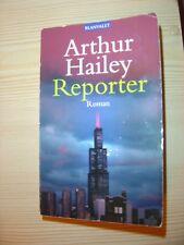 Reporter. von Arthur Hailey BLANVALET Roman 3442361869