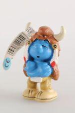Figurine plastique Schtroumpfs (Les) Indien guérisseur
