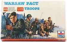 ESCI ERTL #242 - 1/72 scale Warsaw Pact Troops - mint boxed - only 1 remains!