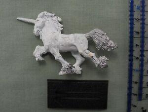 UNICORN no Morgiana le Fay Enchantress Metal Bretonnian Army Warhammer 1990s 40