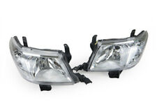 Headlights Pair For Toyota Hilux Tgn/Kun/Ggn 2011-2015