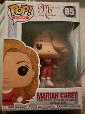 Funko Rocks Pop Mariah Carey Christmas Carey Vinyl Figure New 33433 In Stock