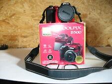 Camera-Digital Red