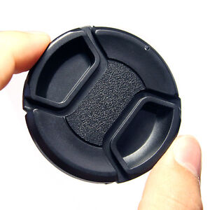 Lens Cap Cover Keeper Protector for Canon EF-S 18-55mm f/3.5-5.6 IS STM Lens