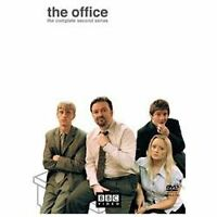 The Office: The Complete Second Series UK RICKY GERVAIS (DVD, 2004)