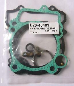 L20-40401 Kit joints pour YAMAHA YZ250F