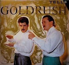 ++YELLO goldrush/she's got a gun SP 1986 PROMO BARCLAY EX++