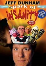 Jeff Dunham - Spark of Insanity (DVD, 2009) Brand New  Region 4