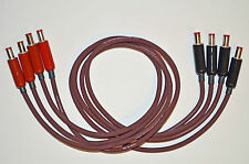 Evidence Audio DC POWER CABLES with EA Monorail Cable