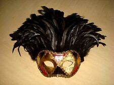Venetian Handcrafted Venice the Mask of Italy Wall Hanging Costume