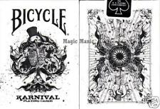 Bicycle KARNIVAL Playing Cards - 1st Limited Edition