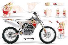 AMR RACING OFF ROAD MOTOCROSS DECAL GRAPHIC KIT YAMAHA YZ 250/450 F 06-09 MRBGR
