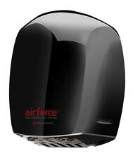 WORLD J-162 Black AIRFORCE Hand Dryer (110/120V); Surface Mounted; Automatic