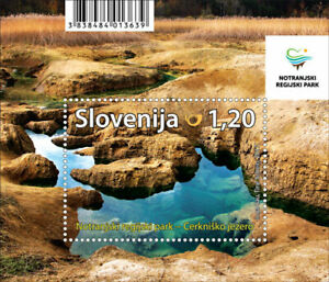 Slovenia 2017 * Notranjska Regional Park - miniature sheet * MNH