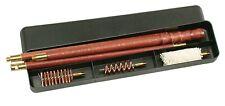 Shotgun Cleaning Kit 12 Gauge Set Rod Mops Brushes Gun Maintenance Set