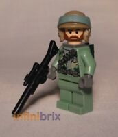 Lego Rebel Commando Minifigure from set 8038 Star Wars NEW sw240