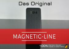Magnetic Carbon Cover Samsung Galaxy S9+ - Das Original Case - extrem leicht