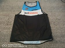 Bioracer  Speedwear Tri Team Cycling Shirt JerseyTrikot Ciclismo Maglia size 2XL