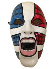 UK JEFF HARDY RAGAZZI WRESTLING WWE Halloween Maschera costume adulto cosplay UP