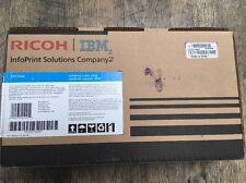 IBM 39V1626 (CYAN) BRAND NEW ORIGINAL (OEM) TONER CTG FOR USE IN INFOPRINT 15