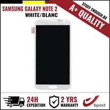 A+ LCD TOUCH SCREEN DISPLAY/SCHERM/ÉCRAN WHITE FOR SAMSUNG NOTE 2 N7100