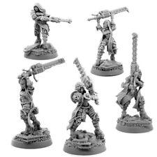 Emperor Sisters sealed Repentium Squad (5) Wargame Exclusive #WE-BS-024