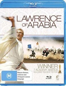 Lawrence Of Arabia Blu-ray