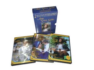 Anne of Green Gables ( DVD, 3-Disc ) New & US Seller free ship