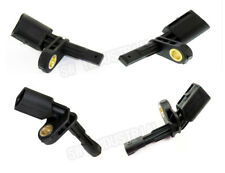 4PCS ABS Wheel Speed Sensor For AUDI VW BEETLE JETTA Golf MK5 MK6 Passat B6