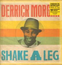 Derrick Morgan(Vinyl LP)Shake A Leg-Sunrise-SUNRLP015-UK-2014-M/M