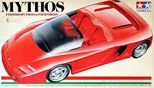 Ferrari Mythos by Pinifarina 1989 Testarossa Tokyo Salón Del Automóvil 1:24