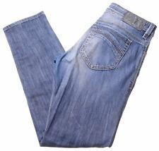 DIESEL Mens Jeans W36 L32 Blue Cotton Slim Thanaz IB13