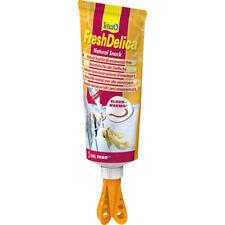 Tetra Fresh Delica chironomide 80 g Tube Aquarium Fish Food Treats Gel Pâte