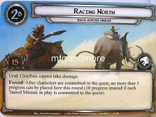 Lord of the Rings LCG - #048 racing North-race across Harad