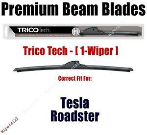 Wiper Premium Beam Blade fits 2008-2011 Tesla Roadster (Qty 1) 19260