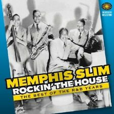 Memphis Slim Rockin' The House-Best Of The R&B Years 2-CD NEW SEALED Blues