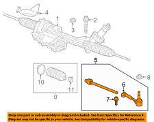 BMW OEM 2015 M3 Steering Gear-Tie Rod End 32107849389
