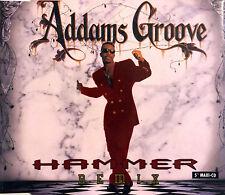 Hammer Maxi CD Addams Groove (Remix) - Europe (M/EX)