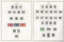 Niue Collection 1902-1985 on 70 One-Sided Minkus Specialty Pages