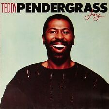 TEDDY PENDERGRASS 'JOY' GERMAN IMPORT LP