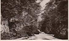 Vintage Boots Postcard FAIRY GLEN - BETTWS-Y-COED - WALES  (GRN)